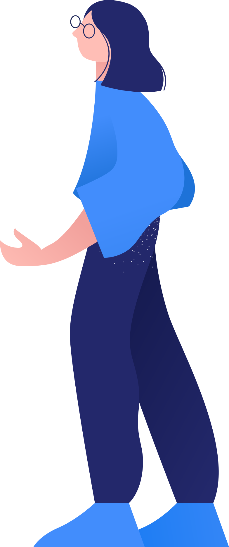 woman Clipart illustration in PNG, SVG