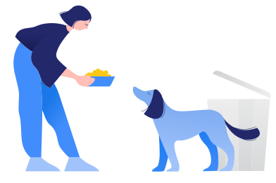 style Caring for stray animals images in PNG and SVG | Icons8 Illustrations