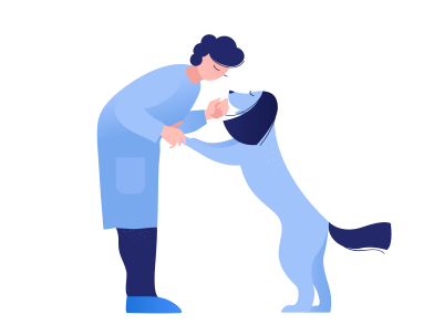 style Veterinarian images in PNG and SVG | Icons8 Illustrations