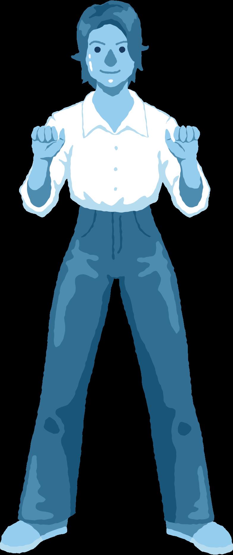 white girl Clipart illustration in PNG, SVG