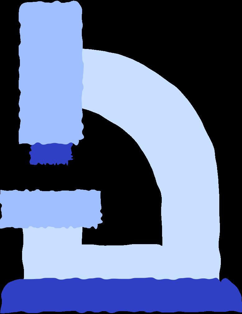 Imágenes vectoriales microscopio en PNG y SVG estilo  | Ilustraciones Icons8