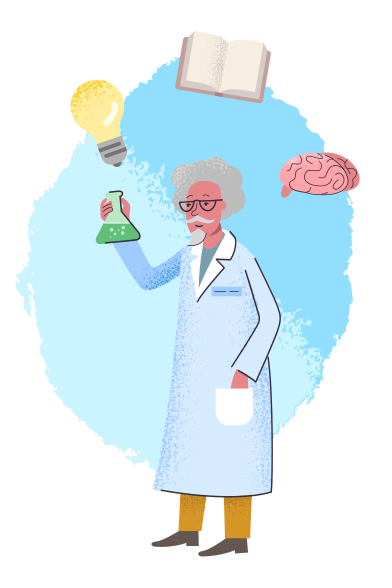 style Virologist images in PNG and SVG | Icons8 Illustrations