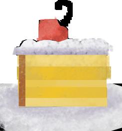 Cake Clipart-Grafik als PNG, SVG