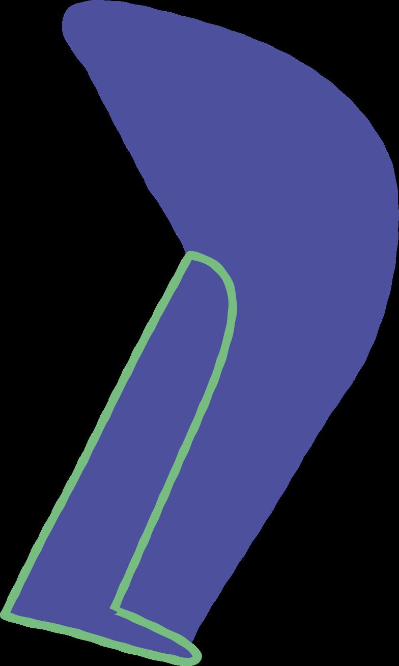 roboleg Clipart illustration in PNG, SVG