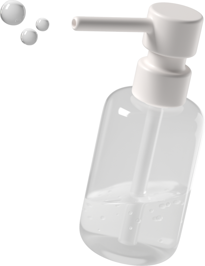 sanitizer Clipart illustration in PNG, SVG