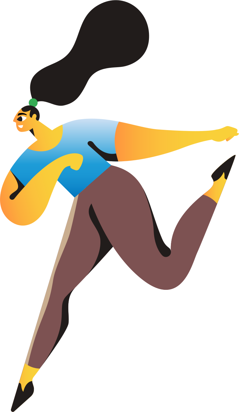 style running girl Vector images in PNG and SVG | Icons8 Illustrations