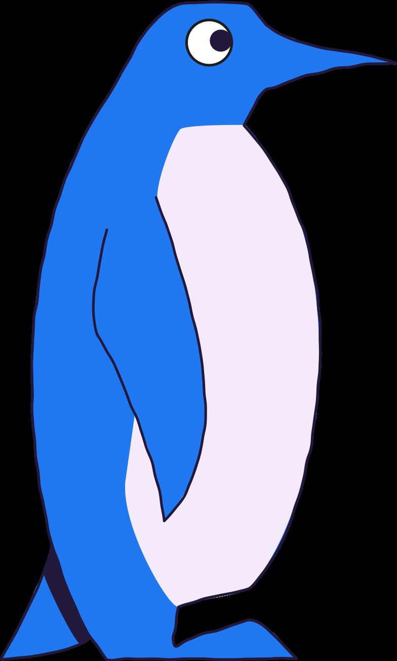 l penguin Clipart illustration in PNG, SVG
