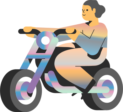 style motorcycle girl images in PNG and SVG   Icons8 Illustrations