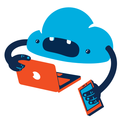 style Cloud technologies images in PNG and SVG | Icons8 Illustrations