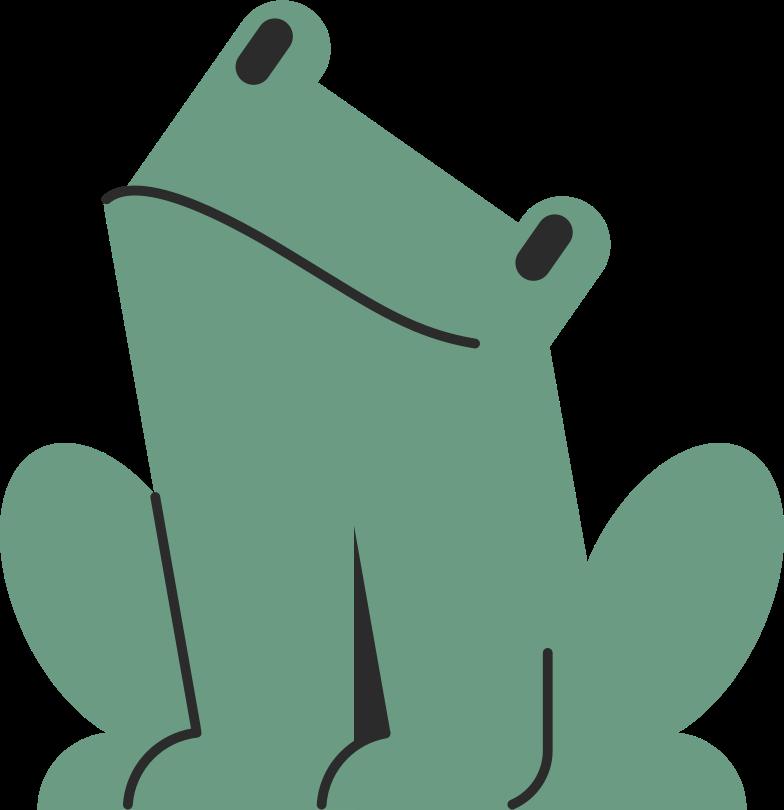 Rã Clipart illustration in PNG, SVG