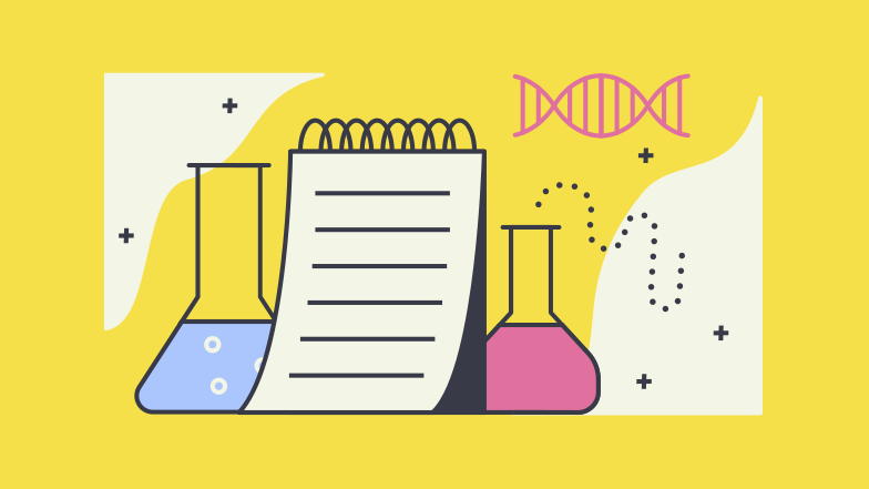 Biotech Clipart illustration in PNG, SVG