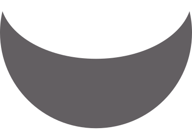 style crescent grey images in PNG and SVG | Icons8 Illustrations
