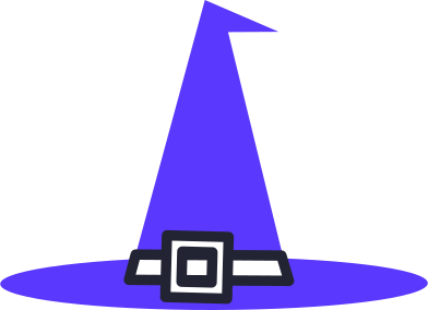 style witch hat images in PNG and SVG   Icons8 Illustrations
