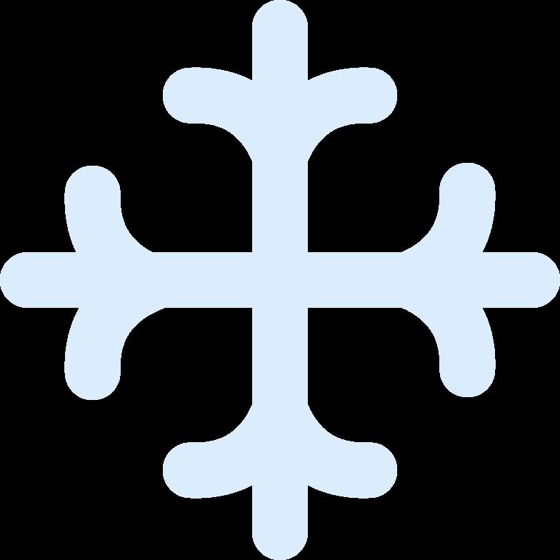 snowflake Clipart-Grafik als PNG, SVG