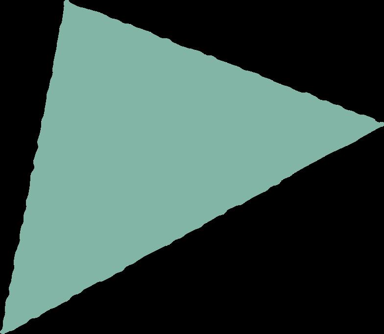 trianlge Clipart illustration in PNG, SVG