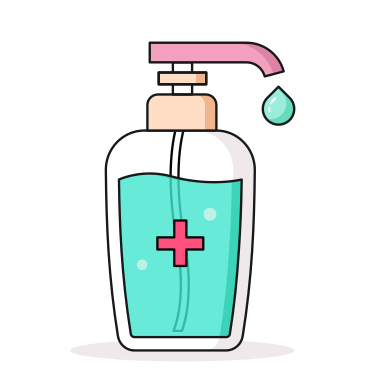 style Sanitizer images in PNG and SVG | Icons8 Illustrations