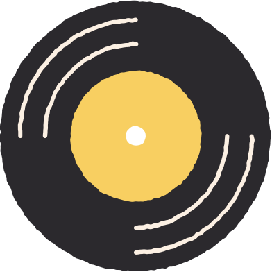 style gramophone record images in PNG and SVG | Icons8 Illustrations
