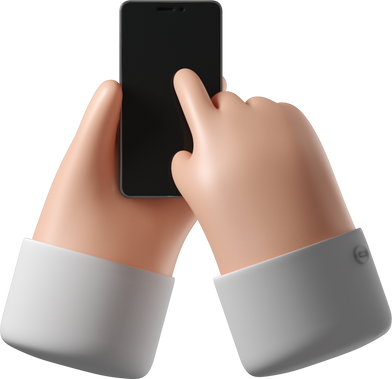 style hands with phone images in PNG and SVG | Icons8 Illustrations