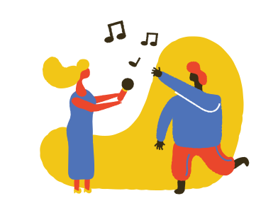 style Music party images in PNG and SVG | Icons8 Illustrations