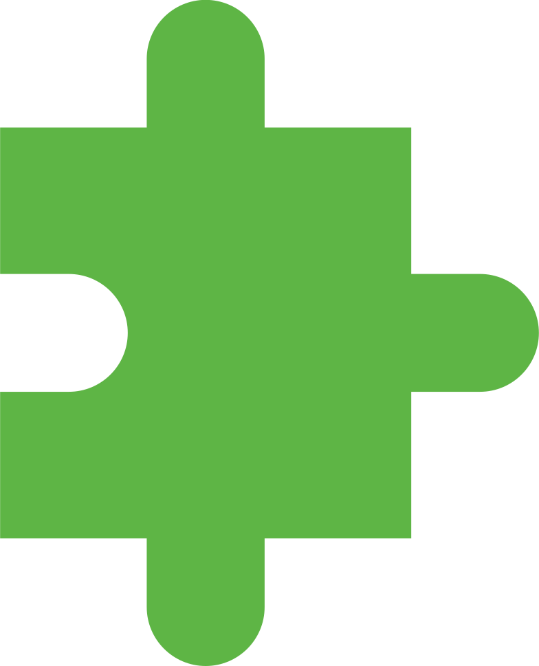 style puzzle piece green Vector images in PNG and SVG | Icons8 Illustrations