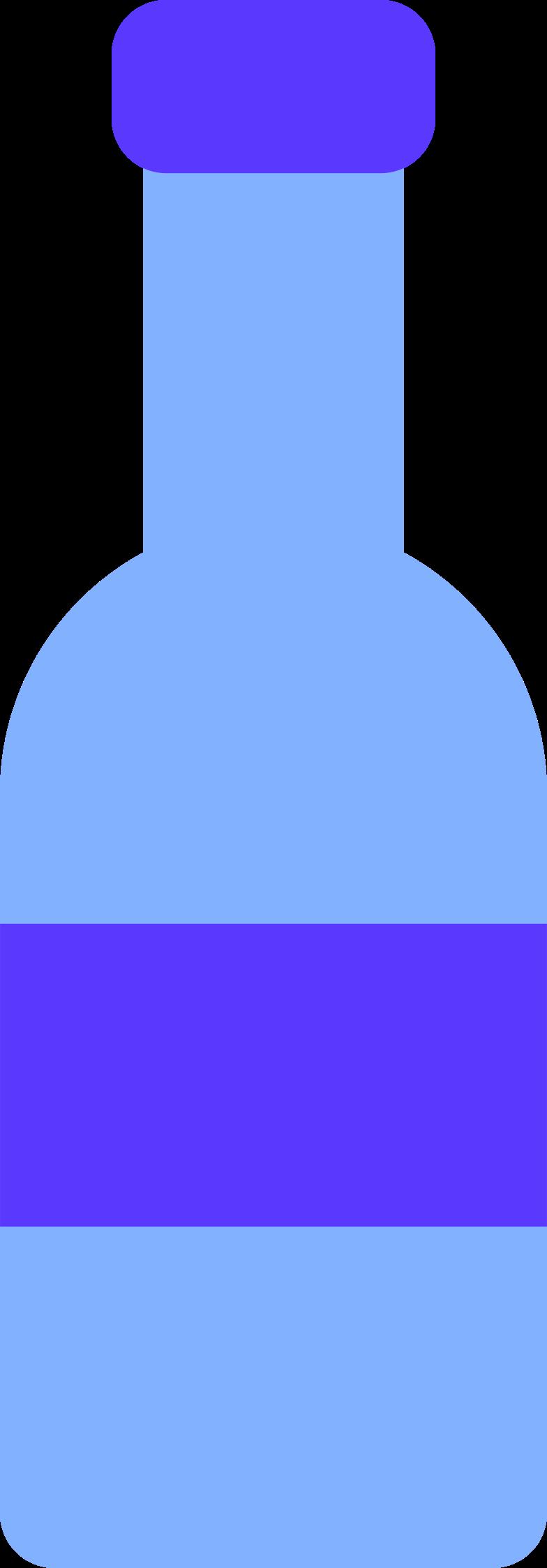 sauce bottle Clipart illustration in PNG, SVG