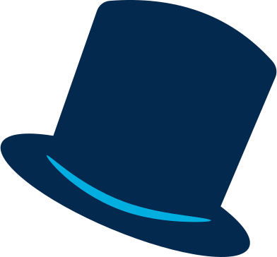 style top hat is magical images in PNG and SVG   Icons8 Illustrations
