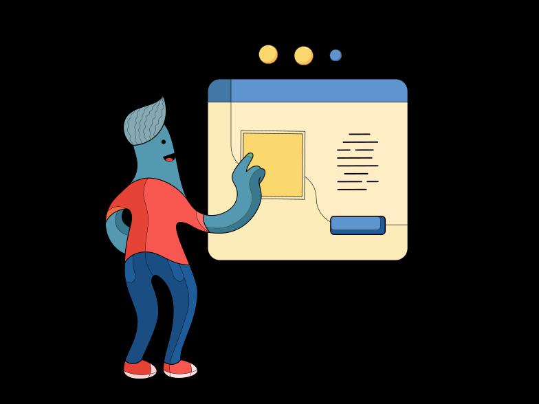 Steps Clipart illustration in PNG, SVG