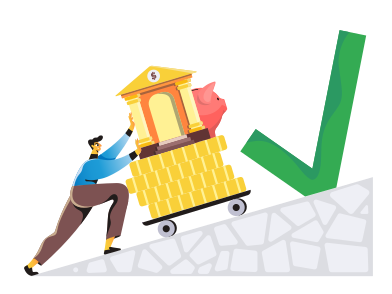 style Croissance financière images in PNG and SVG | Icons8 Illustrations