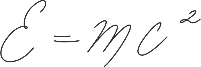 physics formula Clipart illustration in PNG, SVG
