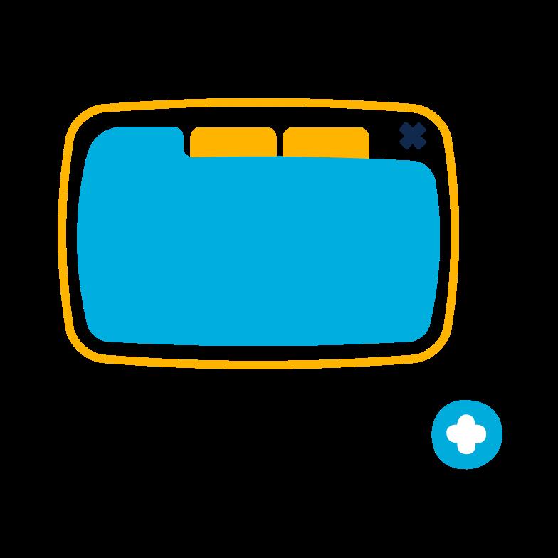 Add user Clipart illustration in PNG, SVG