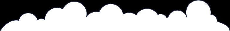 bush 2 line Clipart illustration in PNG, SVG