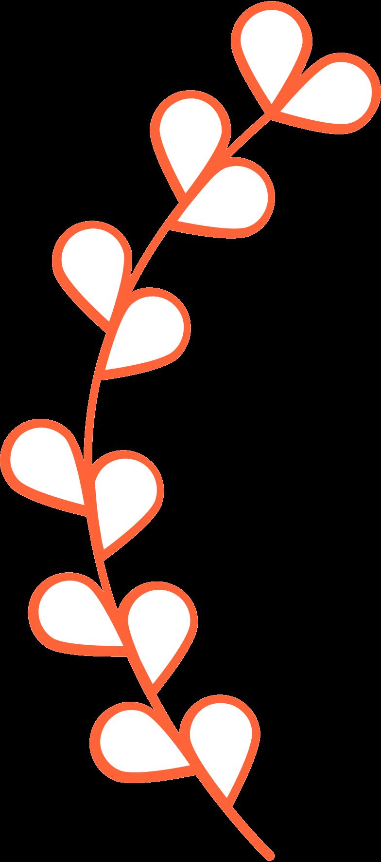 Ilustração de clipart de folha em PNG e SVG
