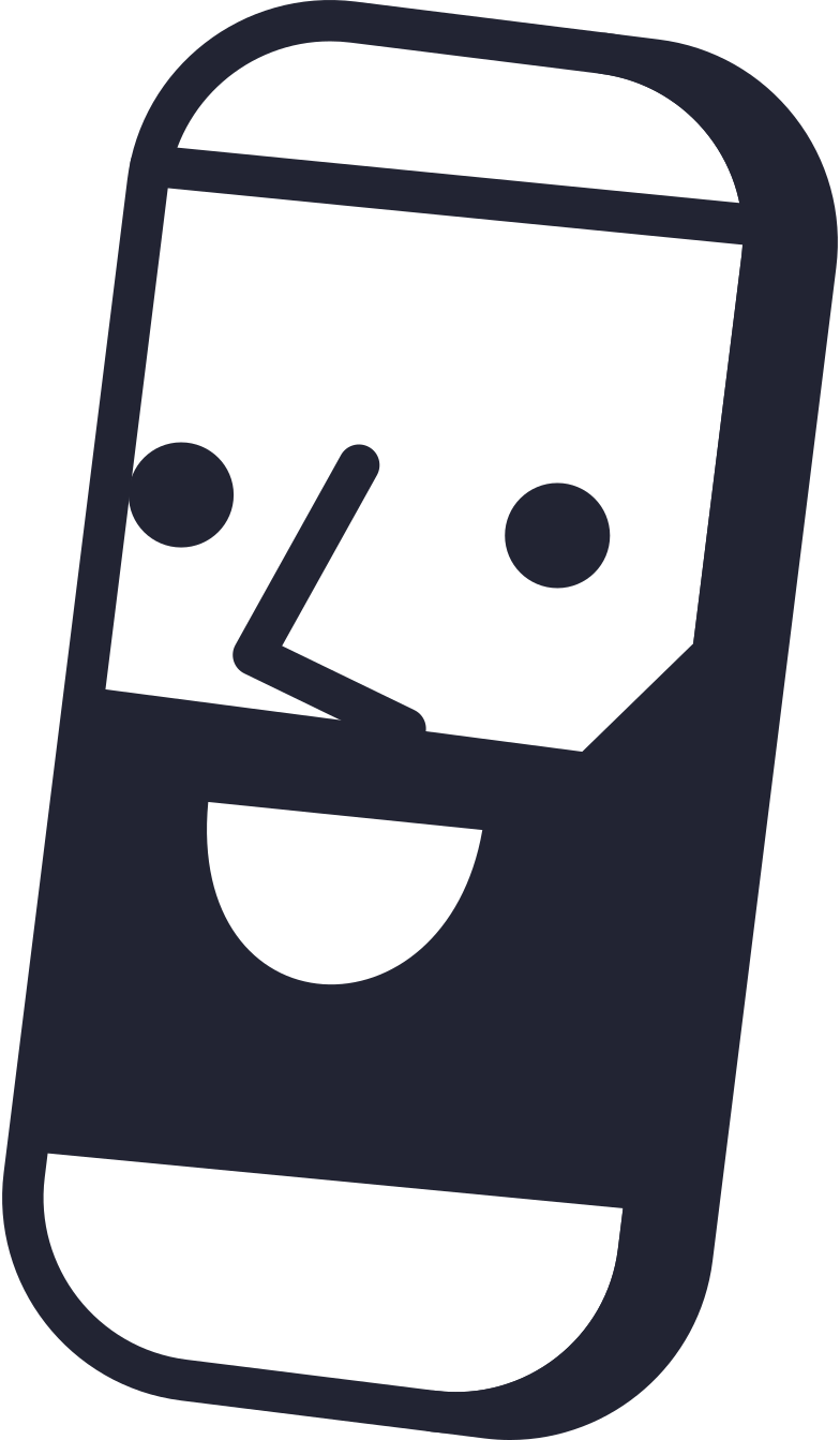 phone man Clipart illustration in PNG, SVG