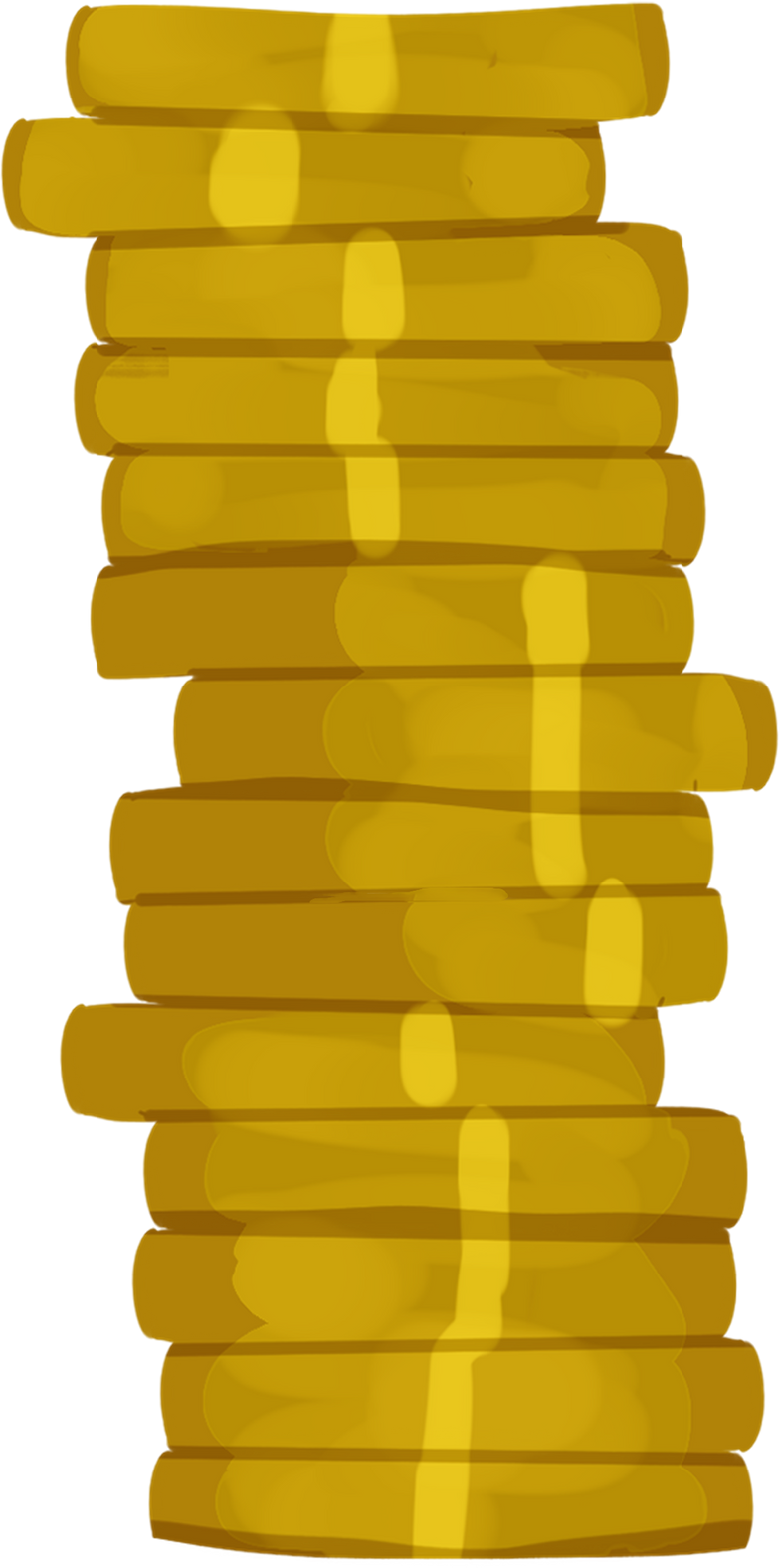 style big stack of coins Vector images in PNG and SVG | Icons8 Illustrations