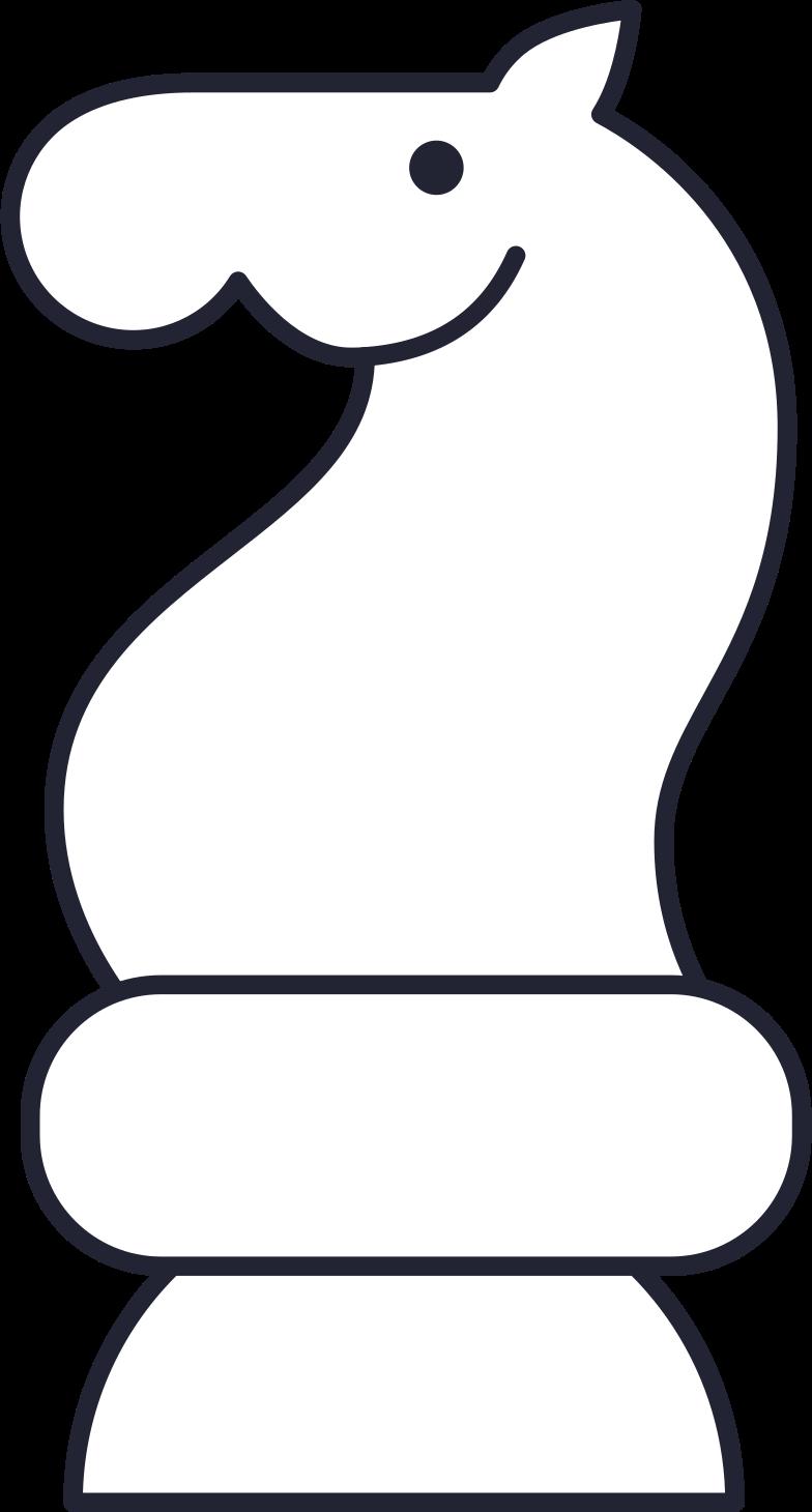 Ilustración de clipart de knight en PNG, SVG