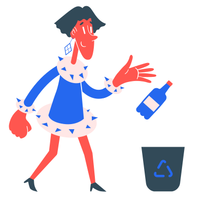 style Recycling waste images in PNG and SVG   Icons8 Illustrations