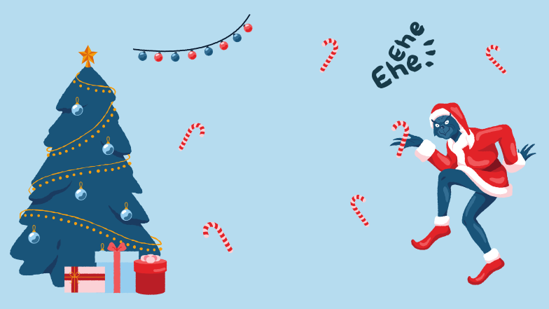 Grinch stills Christmas  Clipart illustration in PNG, SVG