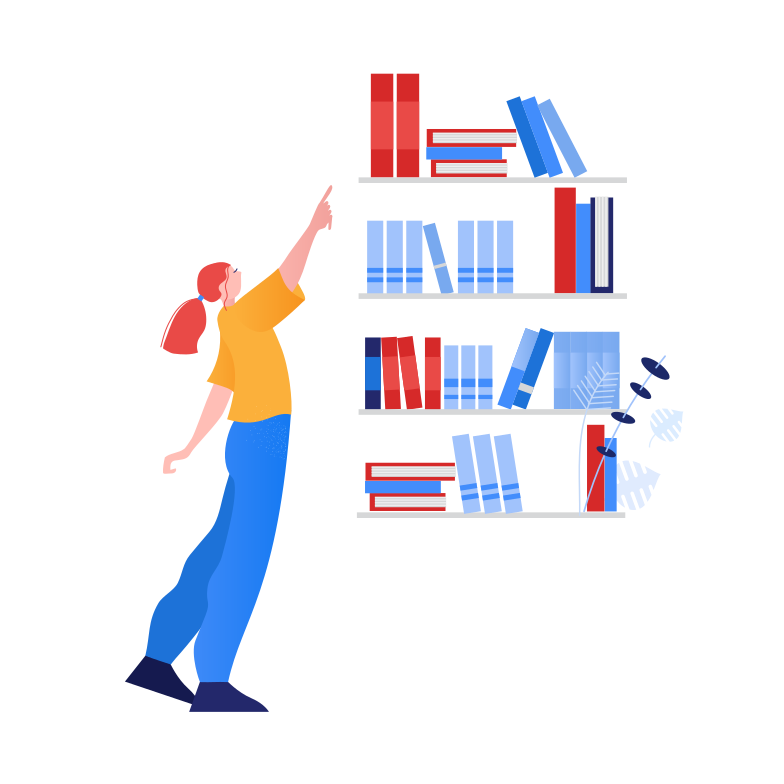 Library Clipart illustration in PNG, SVG