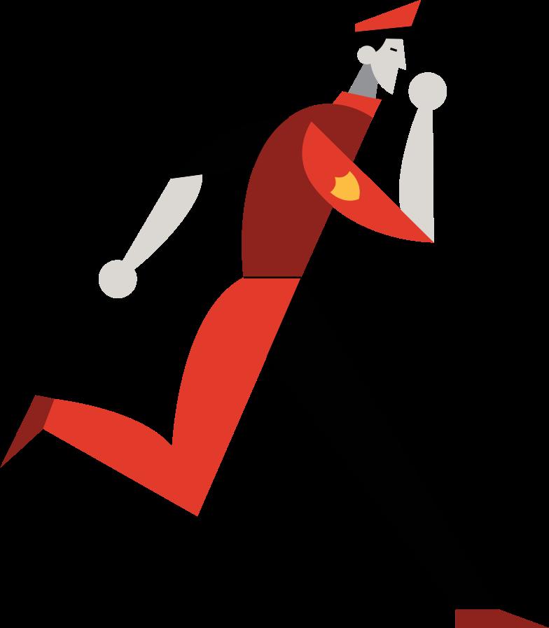 policeman Clipart illustration in PNG, SVG