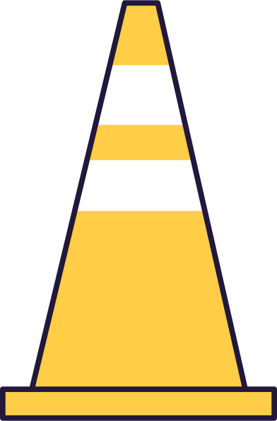 style traffic cone images in PNG and SVG   Icons8 Illustrations