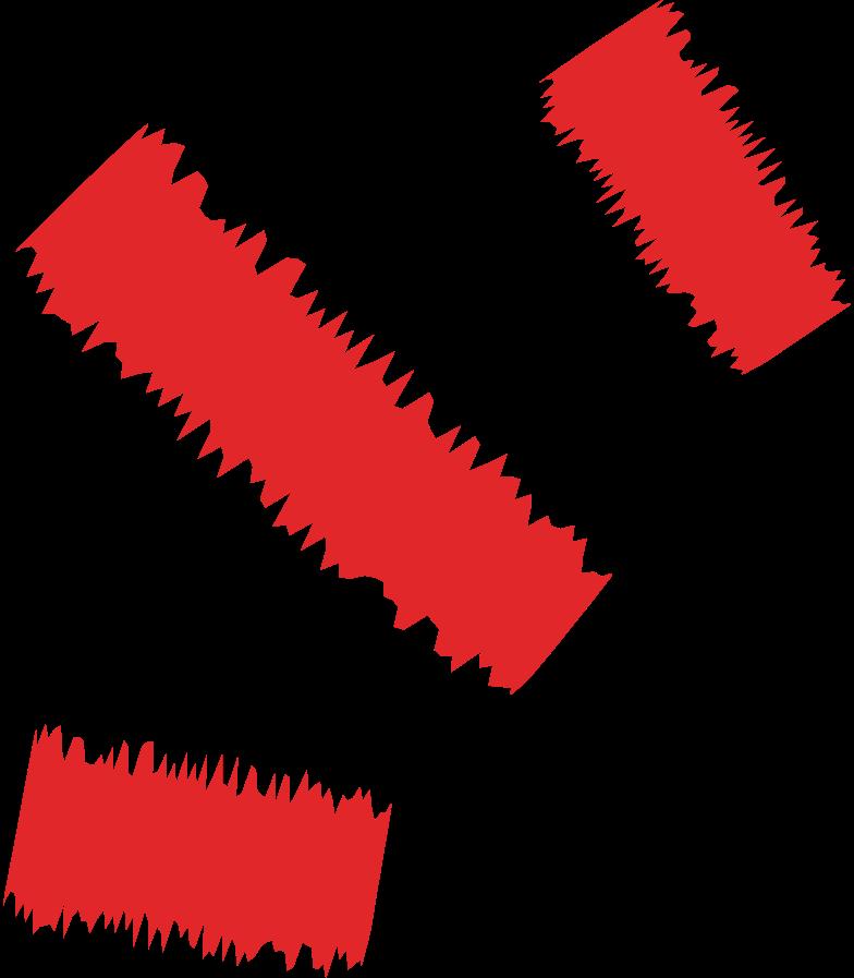 Linhas Clipart illustration in PNG, SVG