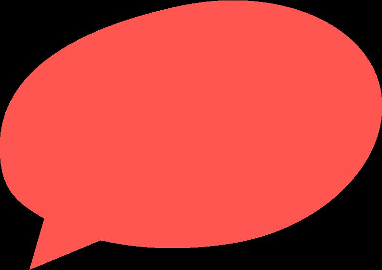 Imágenes vectoriales bocadillo 2 rojo en PNG y SVG estilo  | Ilustraciones Icons8