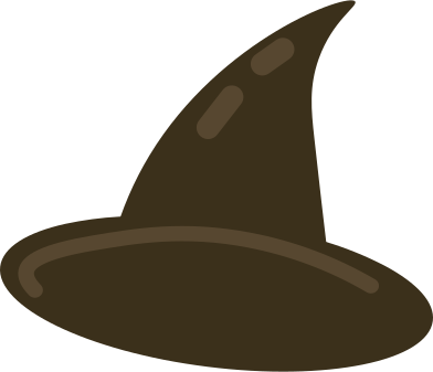 style witch hat images in PNG and SVG | Icons8 Illustrations