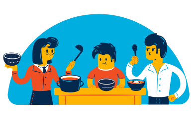 style 食べる必要がある images in PNG and SVG | Icons8 Illustrations
