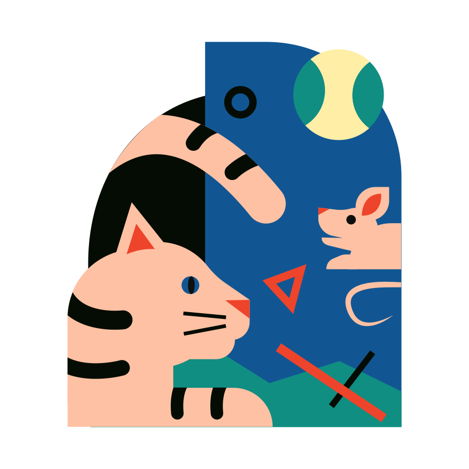 Pets Clipart illustration in PNG, SVG