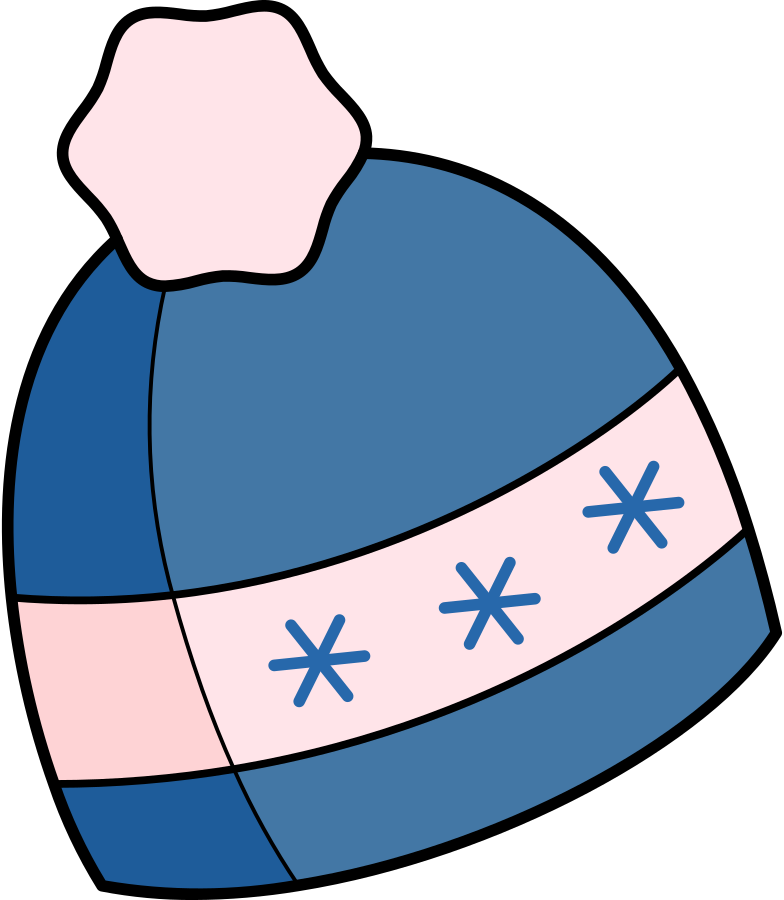 winter hat Clipart illustration in PNG, SVG