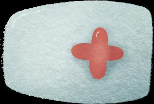 doctor's hat Clipart illustration in PNG, SVG