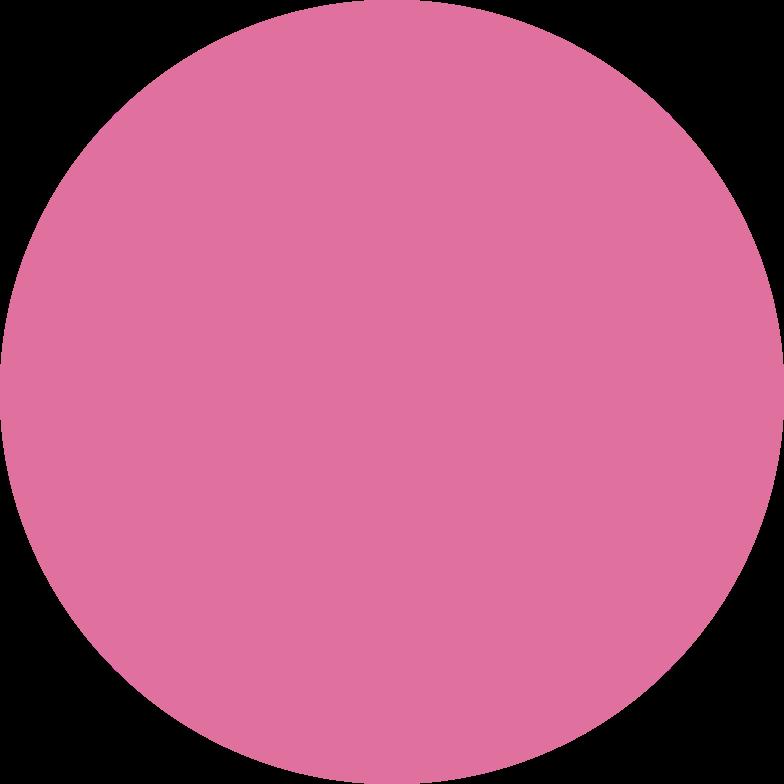 Ilustración de clipart de Figura circular en PNG, SVG