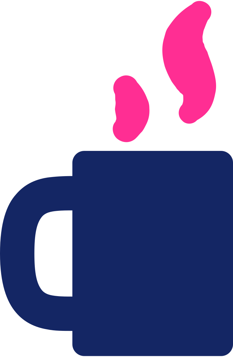 cup with steam Clipart illustration in PNG, SVG