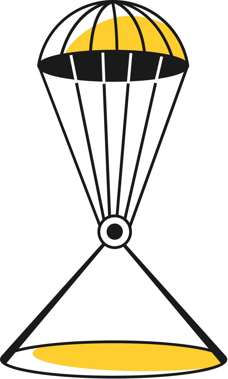 style parachute Vector images in PNG and SVG   Icons8 Illustrations
